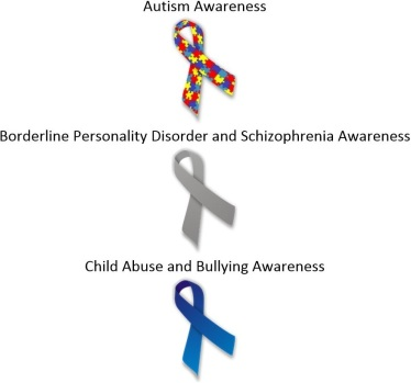 Awareness Ribbons 1