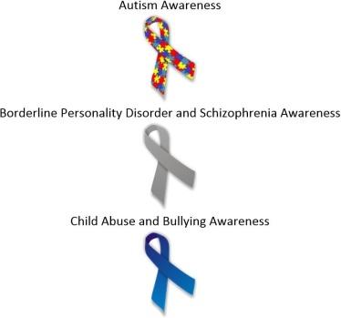Awareness Ribbons 1