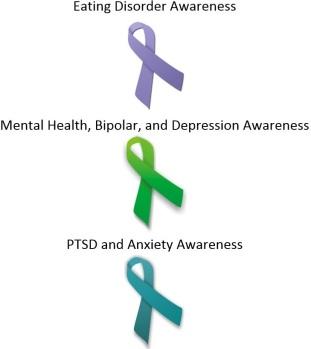 Awareness Ribbons 3