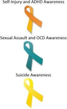 Awareness Ribbons 4