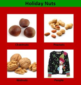 Holiday Nuts