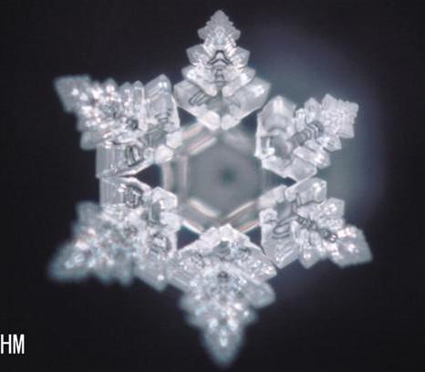 Hope Ice Crystal