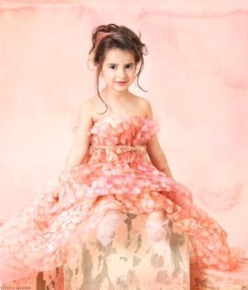 Bernadette Giribaldi - 6 years old