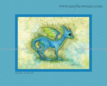 Dragon for Children's Room