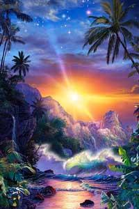 Hawaiian Embrace