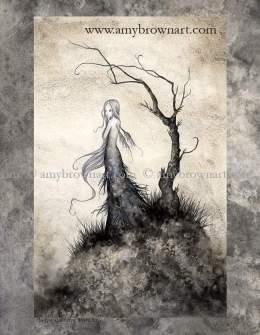 The Gray Girl