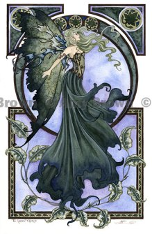 The Green Faerie