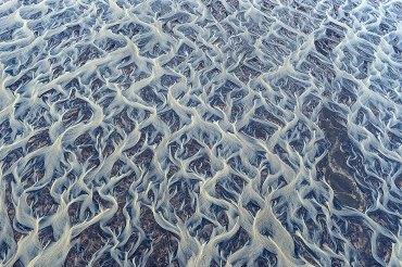 A Glacial River, Iceland