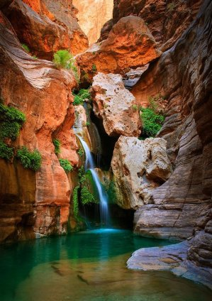 Elves Chasm, Grand Canyon