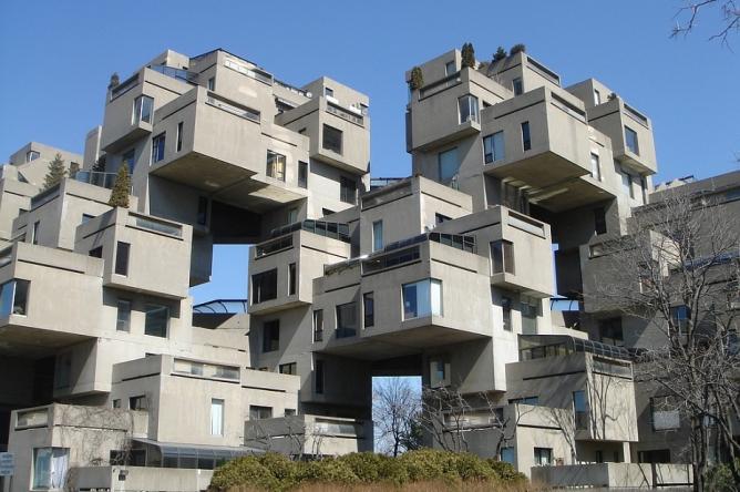 Habitat 67 Complex, Canada