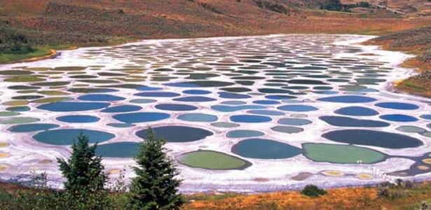 Kliluk Spotted Lake, Canada
