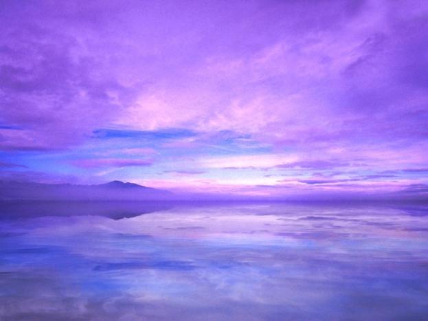 Mirrored Serenity