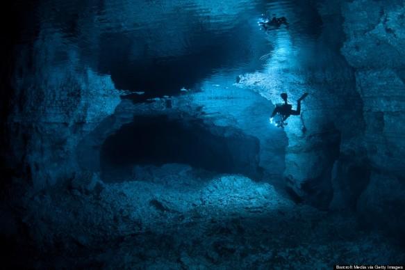 Orda Cave, Russia