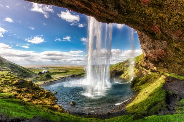 Seljaladnsá, Iceland