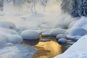 Siberia. -37°C