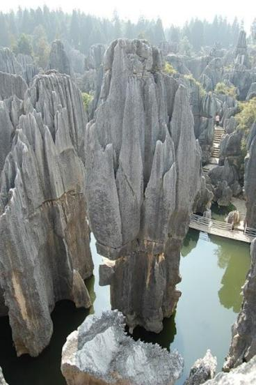 Stone Forest, China