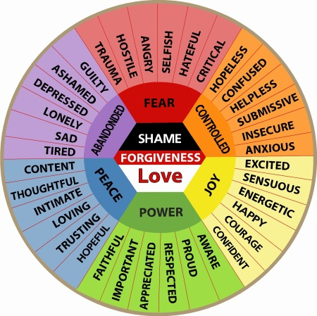 The Feeling Wheel
