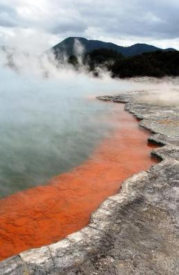Waiotapu Champagne Pool, New Zealand
