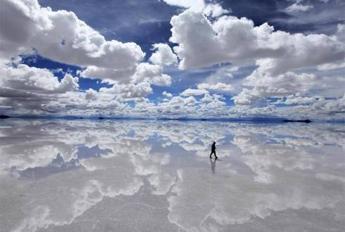 Walking in the Clouds, Bolivia
