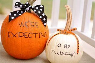 A Lil Pumpkin