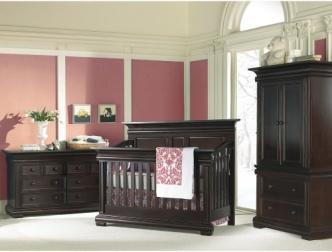 Munire Furniture Majestic Convertible Crib