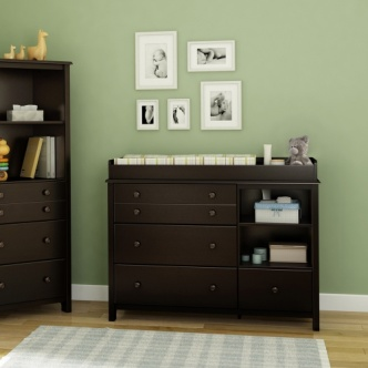 South Shore Little Smileys Changing Table